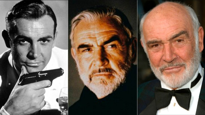 A los 90 años FALLECE Sean Connery, mítico actor Escocés