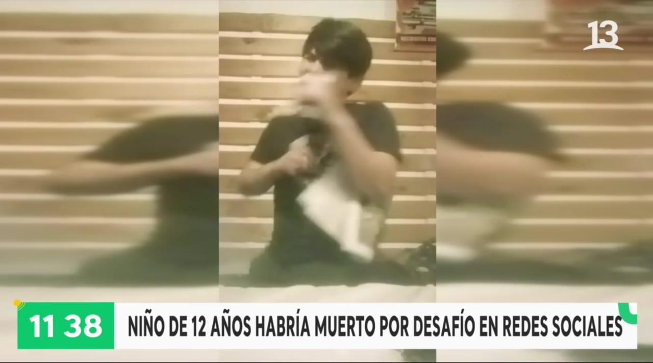 Padres denuncian que su hijo FALLECIÓ tras realizar RETO de TIK TOK