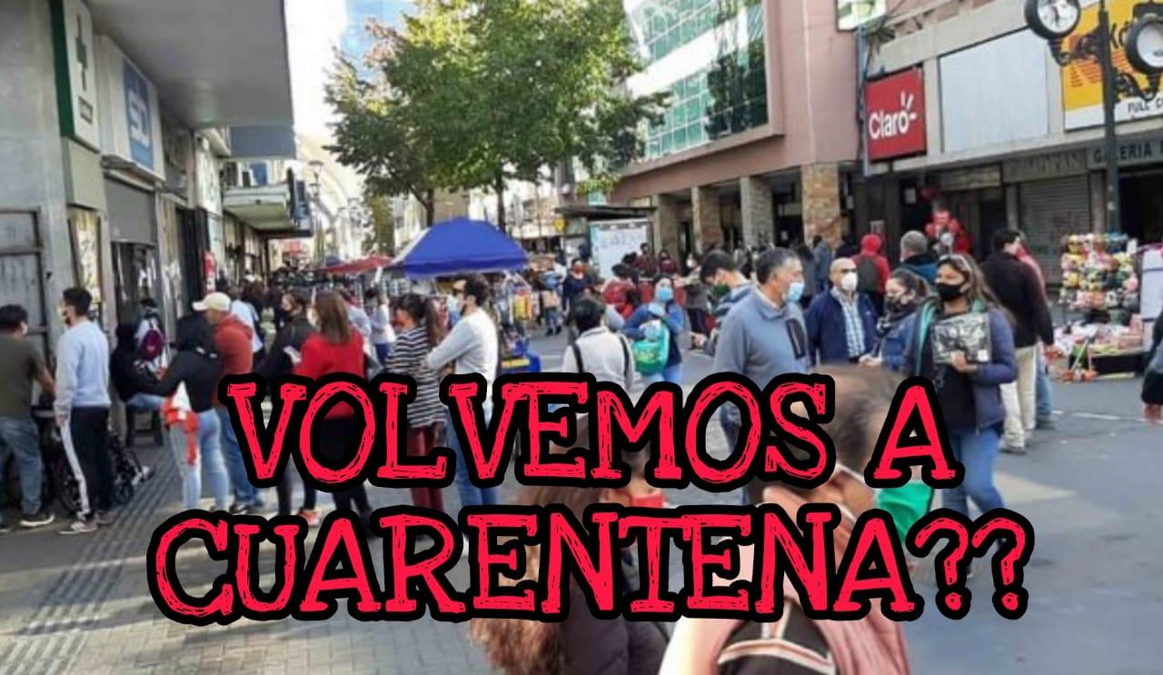 Región del Biobío SUPERA los 350 CONTAGIOS en las últimas horas y se ENCIENDEN LAS ALARMAS