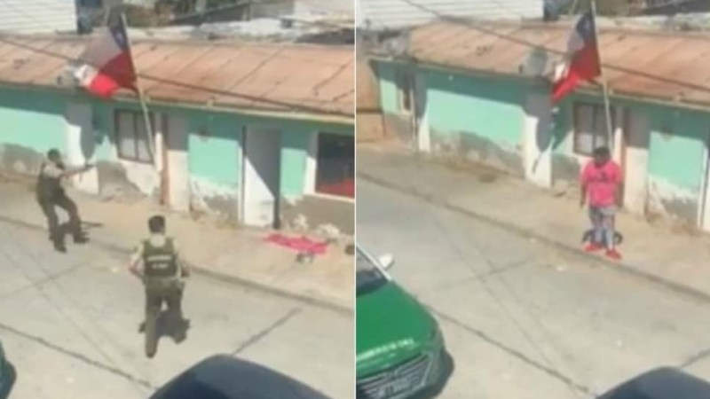 Hombre MUERE tras procedimiento policial: VIOLÓ orden de ALOJAMIENTO y AMENAZÓ a carabineros