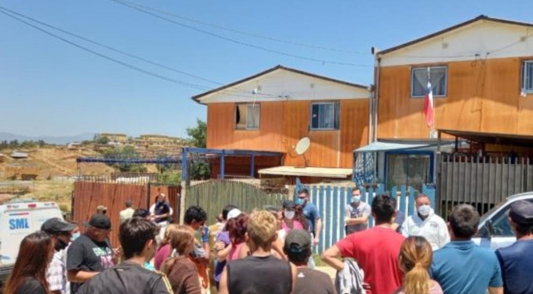 Atado de PIES Y MANOS fue encontrado hombre FALLECIDO al interior de su casa en Quilpué