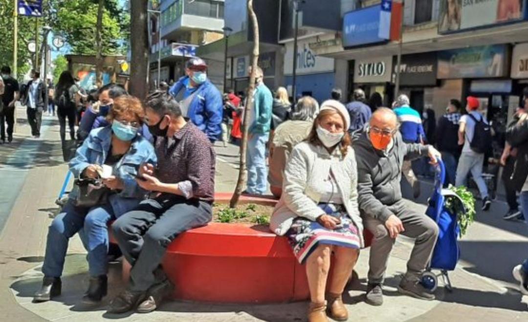 Región del Biobío registra casi 400 CONTAGIADOS en las últimas horas, la cifra MÁS ALTA desde que se inició la pandemia