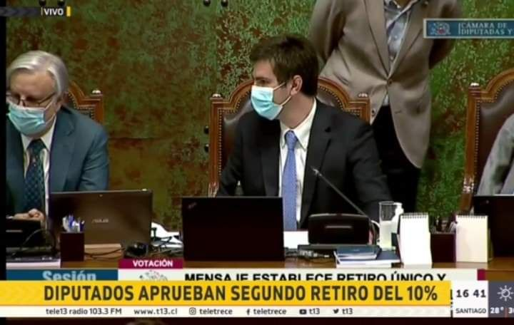 AHORA! Diputados APRUEBAN 10% del gobierno con TOPE MÁXIMO de 2.9 millones