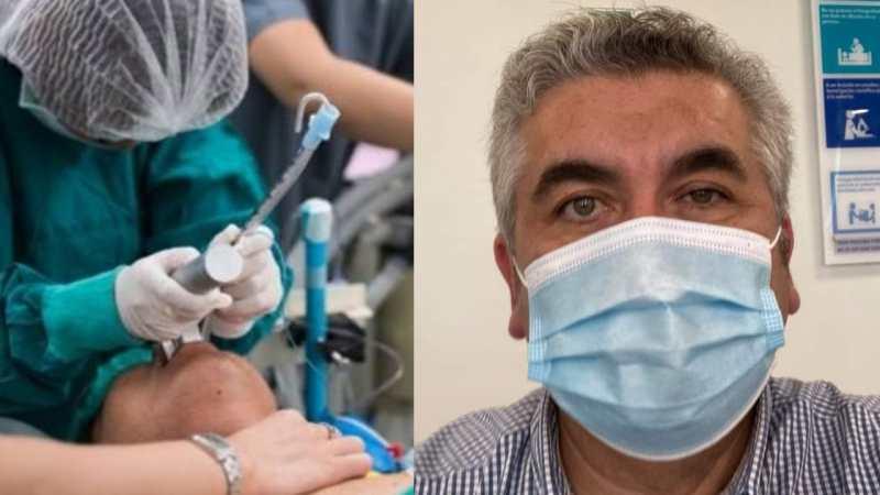 «ALUCINABA mientras estaba inconsciente» Ex gobernador Robert Contreras relata momentos CRÍTICOS tras estar GRAVE por COVID