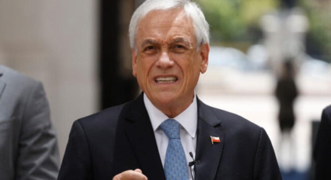 Piñera RECHAZA proyecto «antirrepresión» y lo califica de «agenda de IMPUNIDAD»