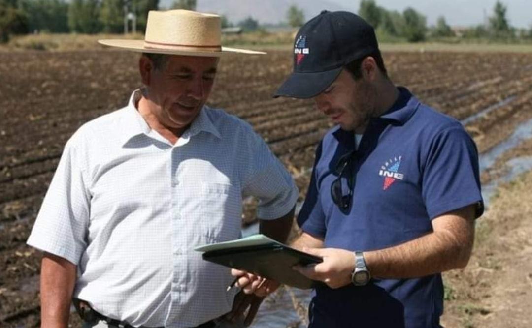 INE busca ENCUESTADORES para Censo agrícola, sueldo será de $1.000.000 MENSUAL