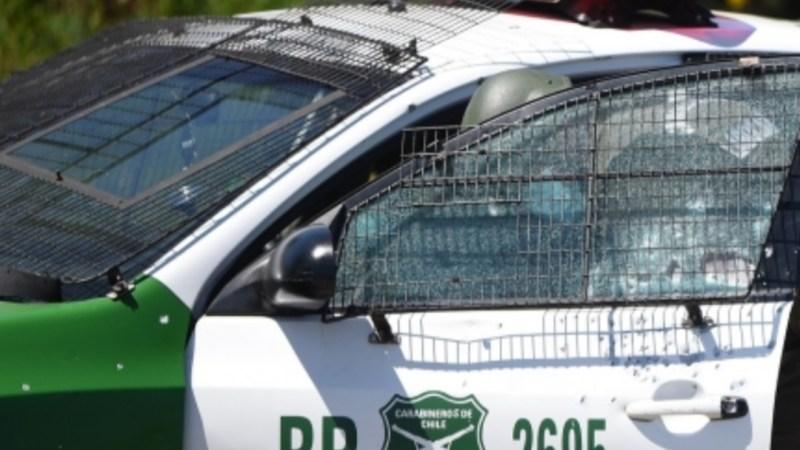 NOS DISPARAN!! Audio relata ATAQUE a Carabineros en Boca Sur, San Pedro de la Paz