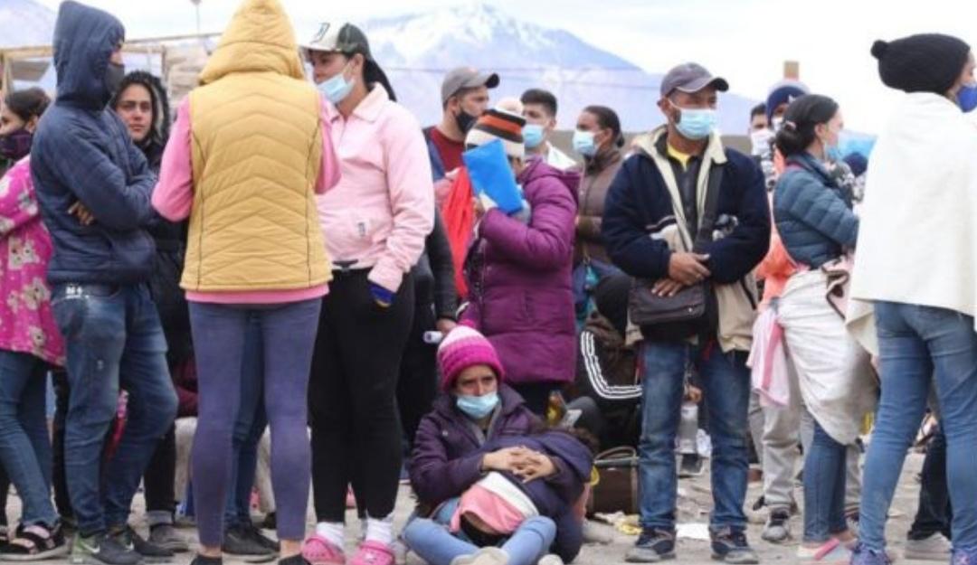 Gobierno: más de 100 extranjeros serán EXPULSADOS tras ingresar de manera ILEGAL a Chile
