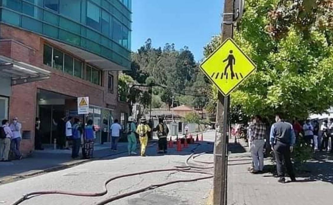URGENTE!! Evacuan dependencias del SANATORIO ALEMAN por fuerte olor de origen desconocido