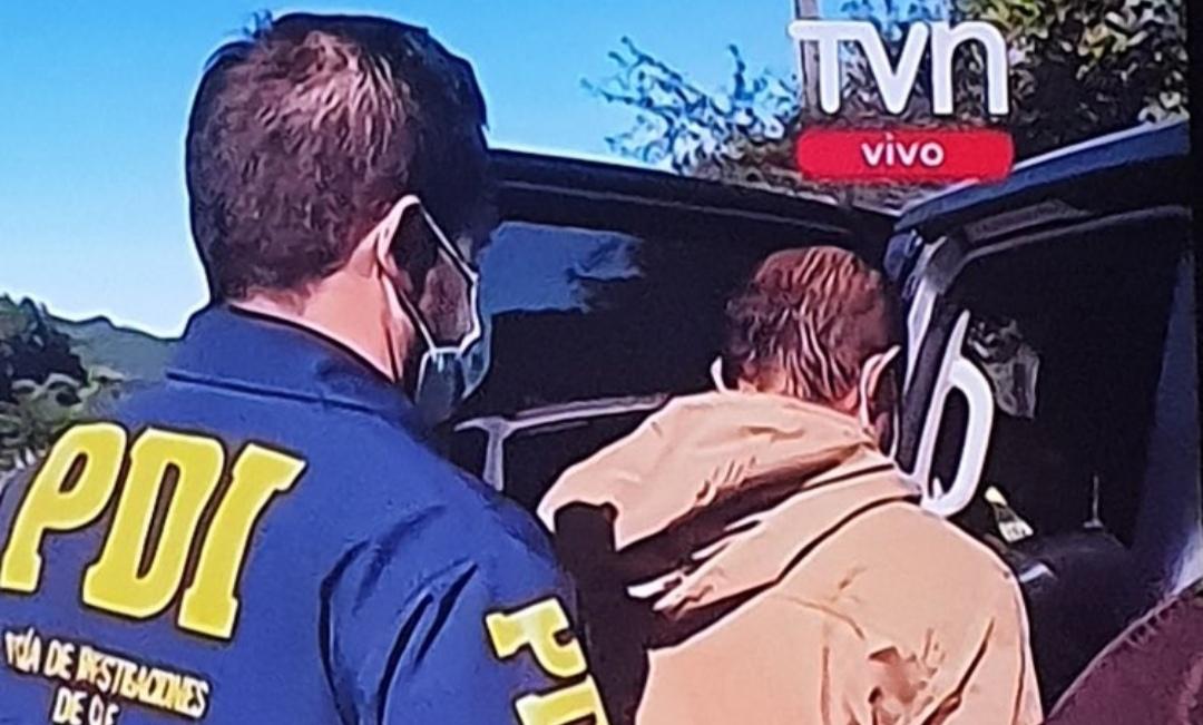 PDI se lleva a Tio de Tomas para INTERROGARLO tras desaparición