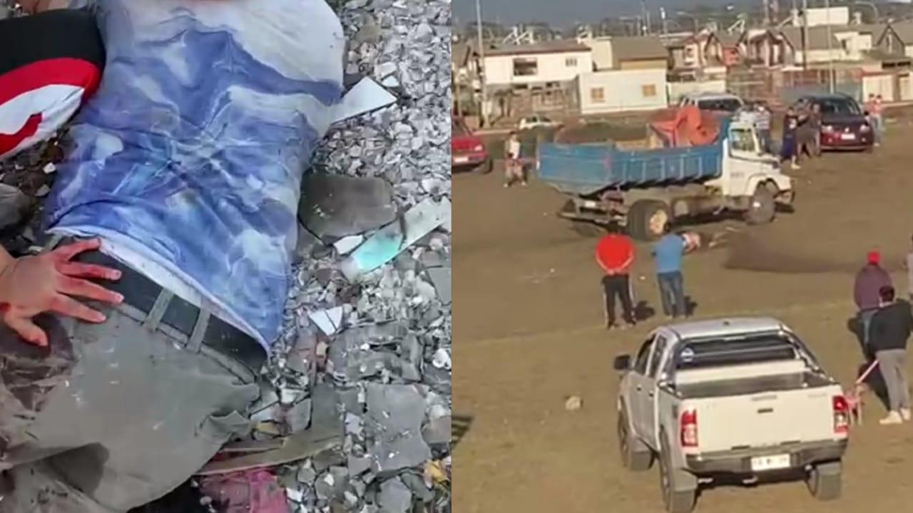 Conductor de camión es BALEADO tras intento de ATROPELLO MASIVO en Boca Sur