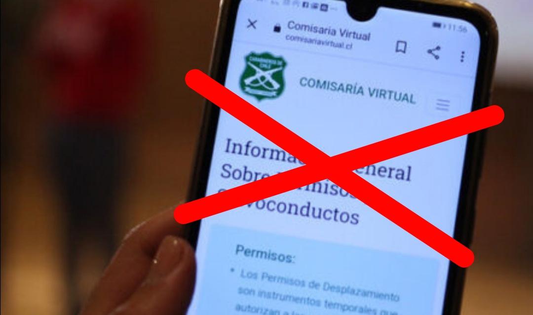 ENCIERRO OBLIGATORIO!! Suspenden permisos para fines de semana y feriados