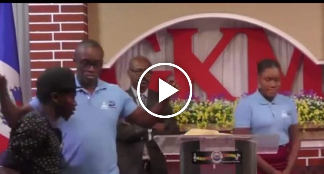 SECUESTRAN en Haití a 4 religiosos mientras ofrecían CULTO ONLINE por Facebook