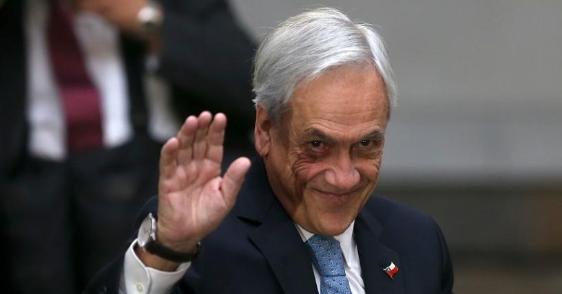 Piñera confirma que RECURRIRÁ al TC para FRENAR tercer retiro del 10%