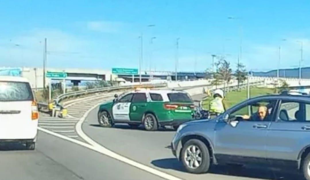 URGENTE! Avisos de bomba obligan a CORTAR el tránsito en los 3 PUENTES que cruzan el rio Biobío
