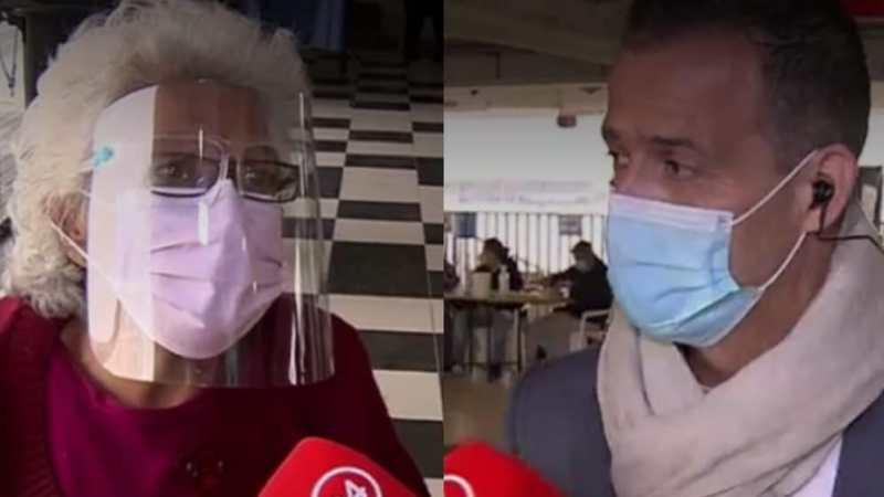 Historia de ABUELITA ABANDONADA impactó a Ivan Nuñez en vivo «hace 20 años que no me llaman»
