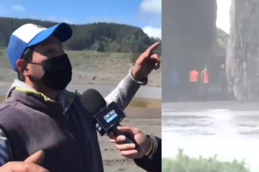 «Ayuda que me estoy muriendo»: habla pescador que escuchó a joven rescatado en Cobquecura