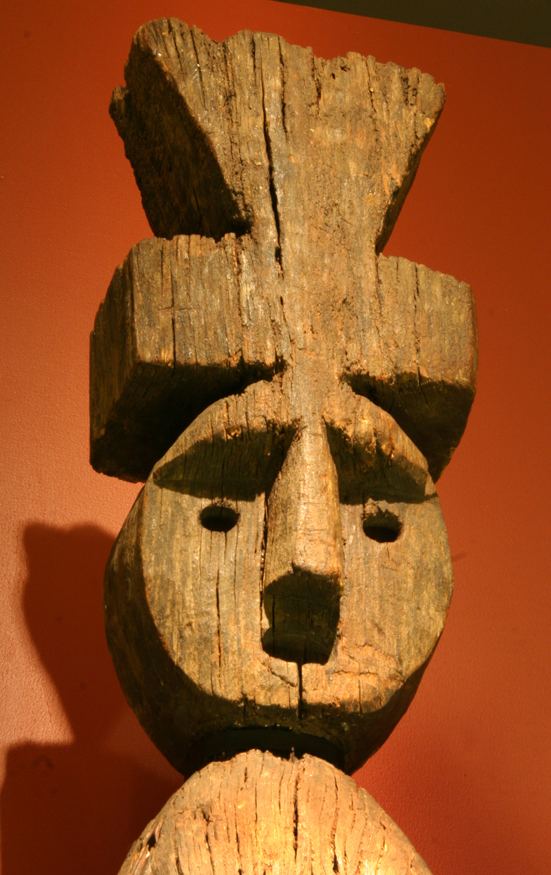 Espritus de los antepasados  Chile Precolombino