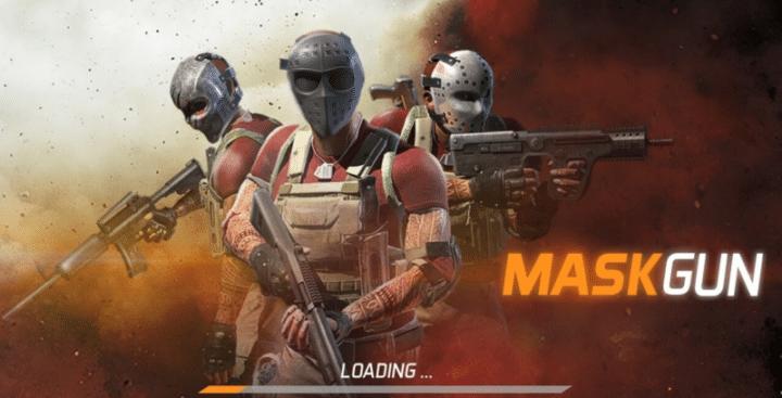 Mask Gun Mod Apk Mod Ipa