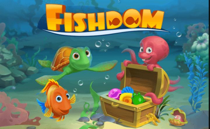 Download Fishdom Latest Mod APK & Mod IPA v2.30.1