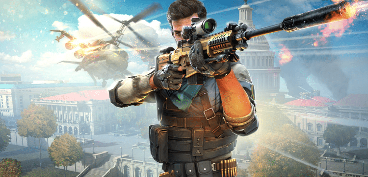 Download Sniper Fury Latest Mod APK