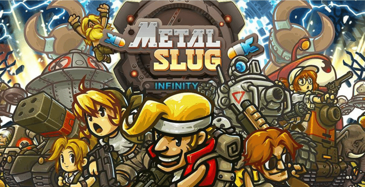 Download Metal Slug Infinity latest Mod APK & IPA v1.3.4