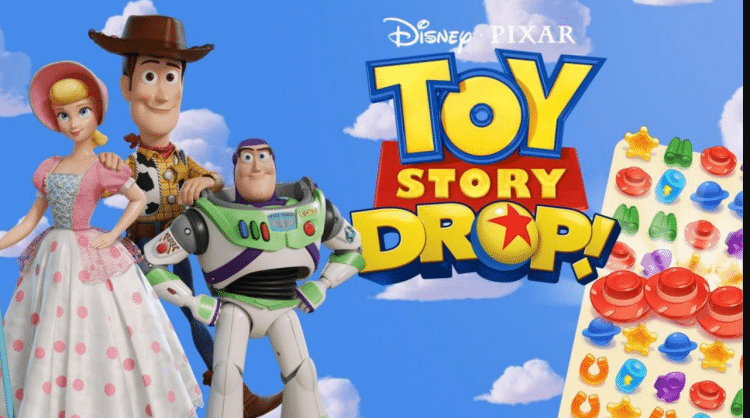 Download Toy Story Drop Latest Mod APK & IPA v1.1.1