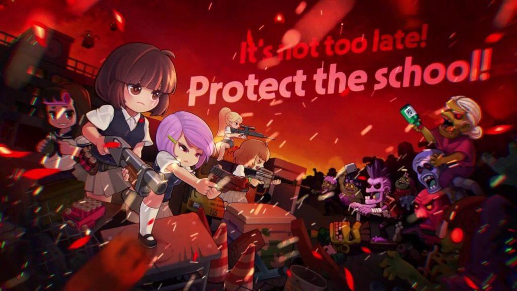 Girls War Z Mod APK