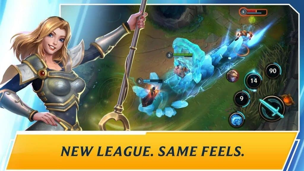 Download League of Legends Wildrift Latest Mod Apk & Ipa