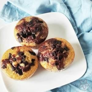 Schokoladen-Orangen Muffins von law of baking