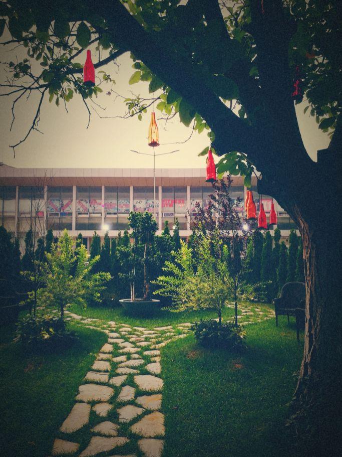 trattoria rossini secret garden
