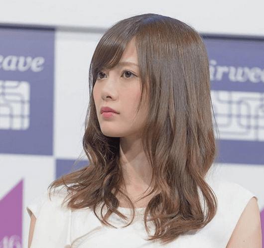 乃木坂 白石麻衣の髪色 髪型が可愛い オーダー方法は 平尾