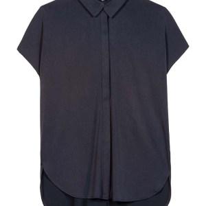 Herrlicher-Shirtbluse-Micromodal-Svenia-navy