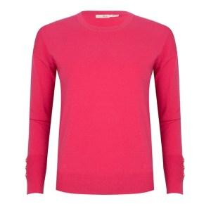 Esqualo Sweater basic framboise