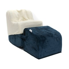 Chill Out Chair Home Depot Plastic Adirondack Chairs Simulated Lamb S Wool Cover