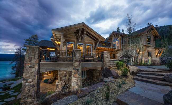 High End Homes Luxury Home Builders Colorado