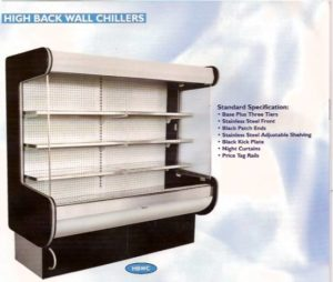 Back wall chillers  Chill Discounters  Why pay more