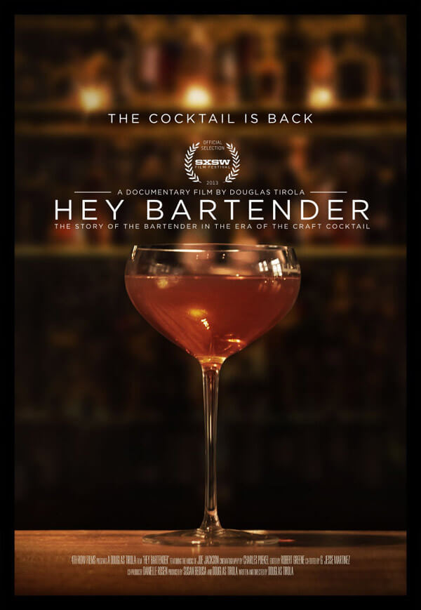 HEY BARTENDER Cocktail Competition And Film Screening