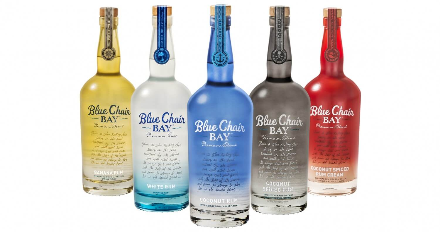 Blue Chair Bay Coconut Rum Blue Chair Bay Rum Appoints New President Chilled Magazine