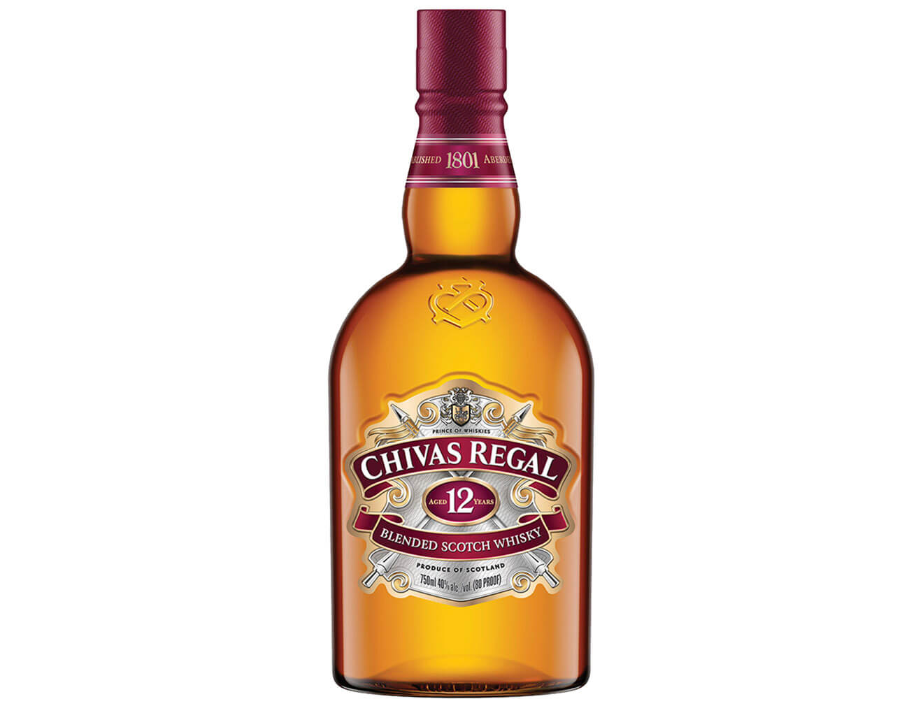 Chivas Regal 12 Year Old Reveals Iconic New Packaging