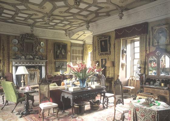 Inside The Castle Chillingham Castle