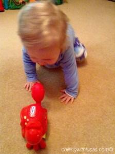 Little tikes catch me crabbie