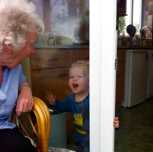 Visit an elderly relative