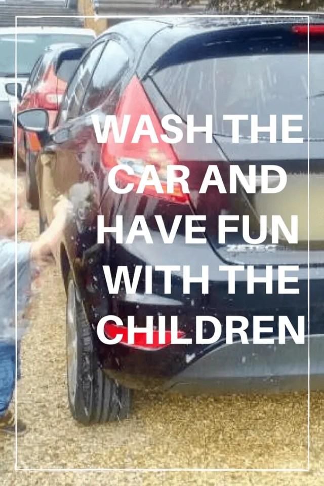 #carwash #funoutside