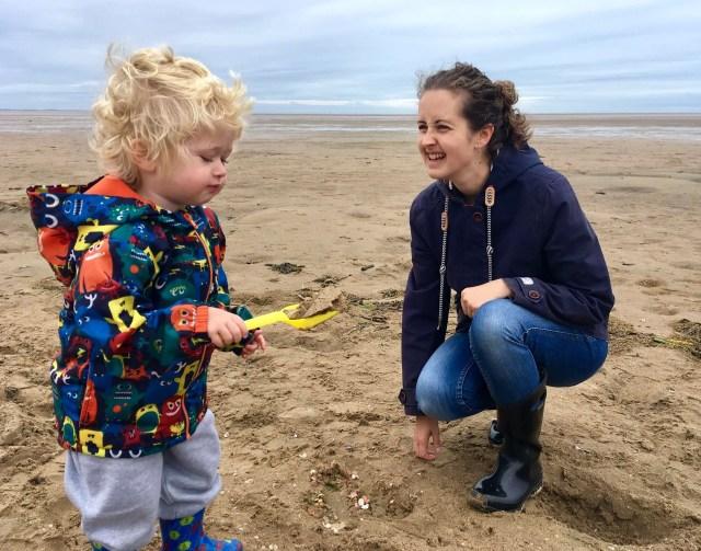 St. Annes beach hut review