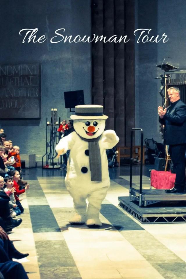 The Snowman Tour
