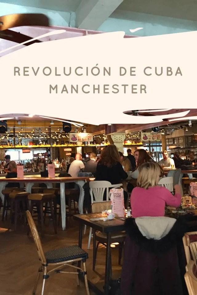 #revoluciondecuba #brunch #cocktails #manchester