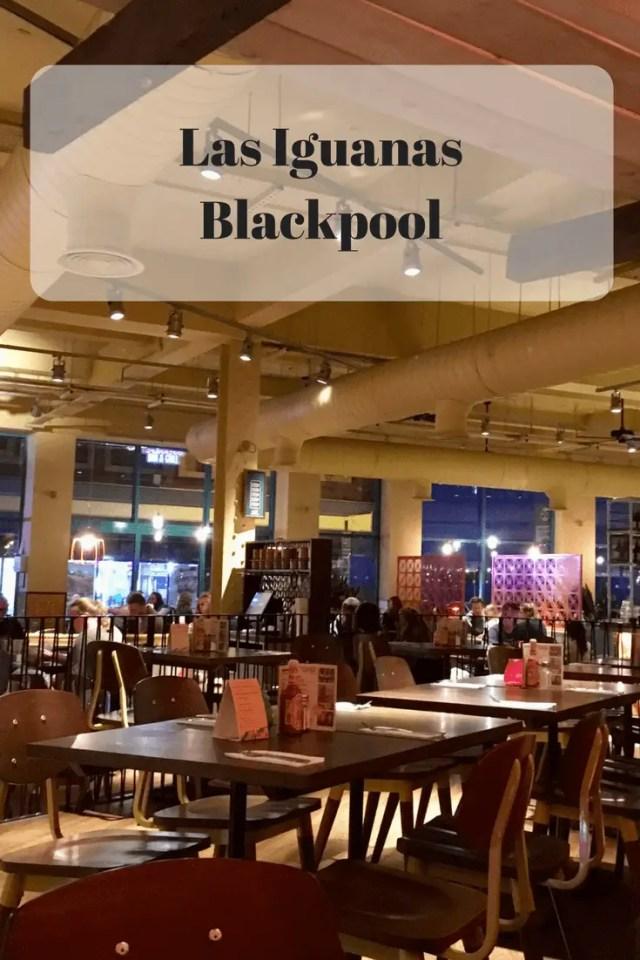 Las Iguanans Blackpool