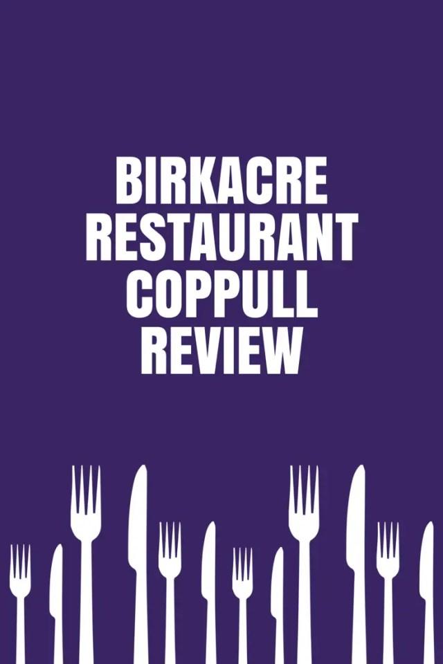 Birkacre garden centre restaurant review #lancashire #coppull #chorley