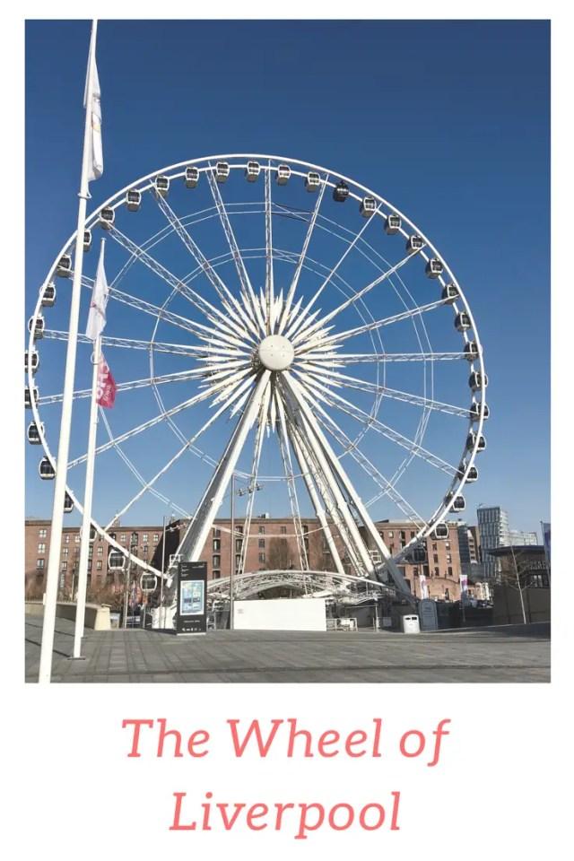 The Wheel of Liverpool #liverpool #uk
